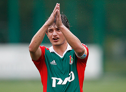 Аршак Корян забил за молодежную сборную
