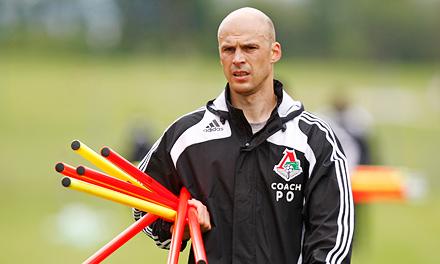 Олег Пашинин – тренер «молодежки»