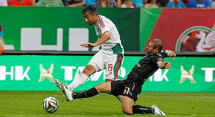 Lokomotiv And Rubin Tied Score In Kazan-Arena Opening Game