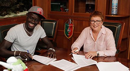 Baye Oumar Niasse Joins Lokomotiv!