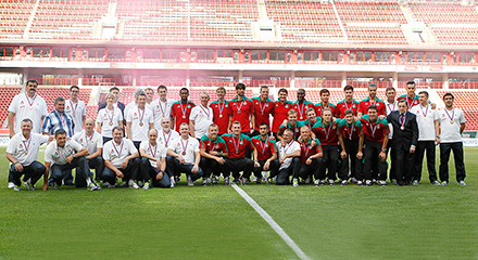 Lokomotiv: Bronze Medals And Q&A Session With Fans