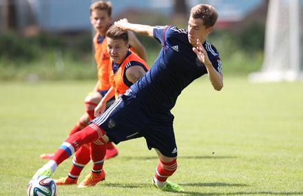 Три игрока «Локо» вызваны в юношескую сборную