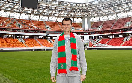 Илья Лантратов: «В атмосфере основной команды очень приятно находиться»