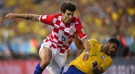 Corluka Has Played In The Opening Game Of The World Cup