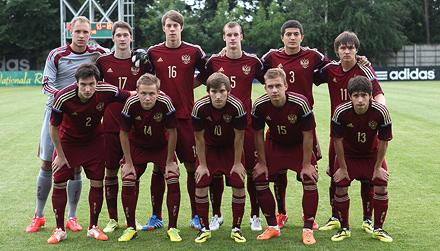 Игроки «Локо» принесли России волевую победу над Румынией