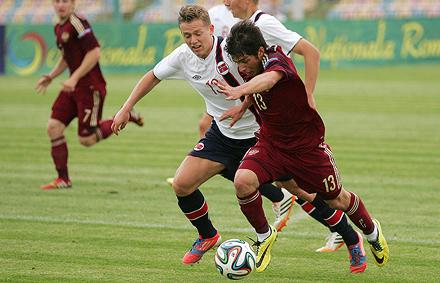 Корян забил за юношескую сборную в элитном отборе ЧЕ-2014