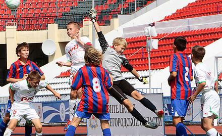 Академия «Локомотива» сыграет в Детском Кубке чемпионов