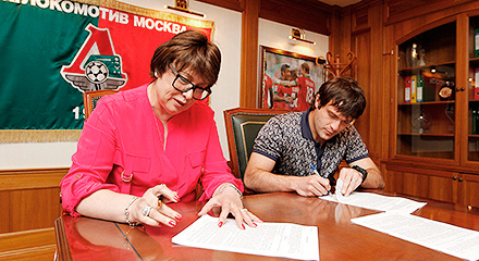 Lokomotiv Have Signed Alan Kasayev