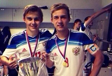 Дмитрий Баринов – победитель Slovakia Cup