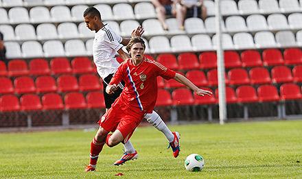 Пять игроков «Локо» сыграли за юношескую сборную