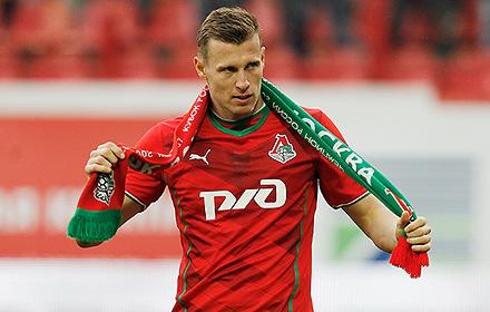 Дюрица провел 100-й матч за «Локомотив»