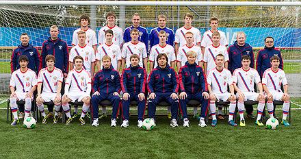 Шесть игроков «Локо» – в сборной 1995 года рождения