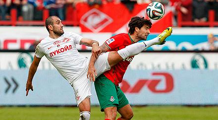 Vedran Corluka Has Made 50th Appearance For Lokomotiv