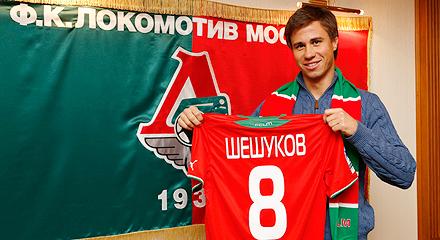 Aleksandr Sheshukov: