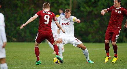 Lokomotiv Lost To Sparta