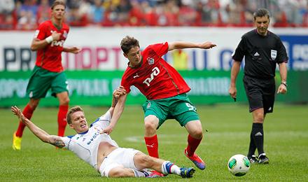 Алексей Миранчук претендует на звание лучшего молодого футболиста года