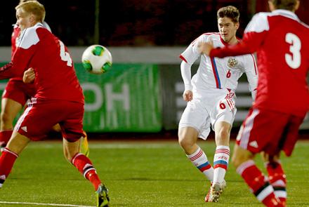 Мирослав Лобанцев и Алексей Миранчук вызваны в молодежную сборную