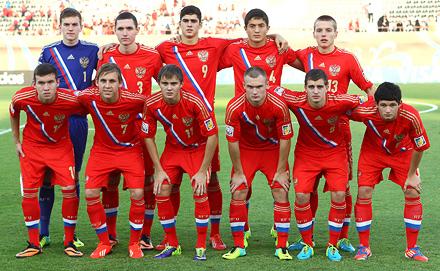 Макаров и Баринов сыграли против Туниса