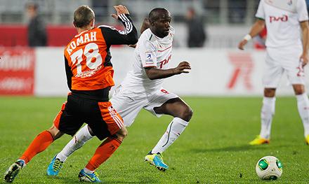 Лассана Диарра: 6 голов за карьеру