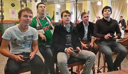 Виктор Вишневецкий и Максим Крючков – победители турнира по FIFA 13