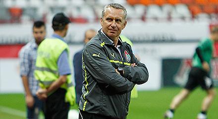 Леонид Кучук признан лучшим тренером августа