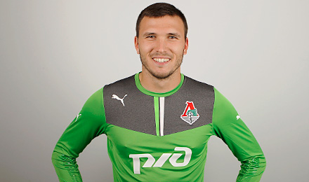Алексей Широков подписал контракт с «Локомотивом»