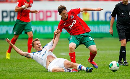 Миранчук и Лобанцев вызваны в молодежную сборную