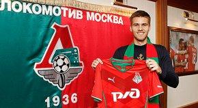 Lokomotiv Sign Contract With Arseniy Logashov