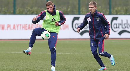 Самедов, Тарасов, Миранчук – в расширенном списке сборной