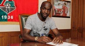 Lokomotiv Sign Lassana Diarra
