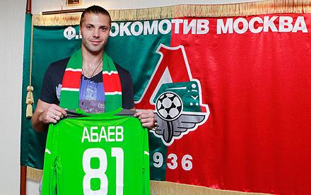 Илья Абаев: «Пришел доказывать, что могу играть на самом высоком уровне»