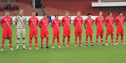Лобанцев вызван в молодежную сборную