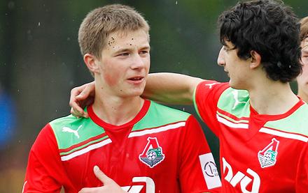 Четыре игрока «молодежки» покинули «Локомотив»