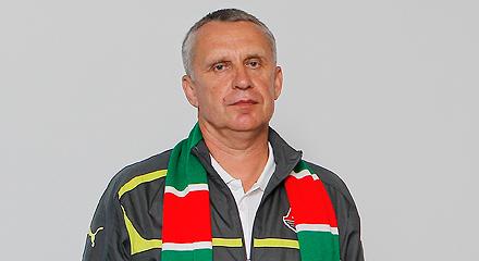Leonid Kuchuk – New Head Coach of Lokomotiv