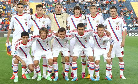 Бурлак и Беляев поучаствовали в матче с Голландией