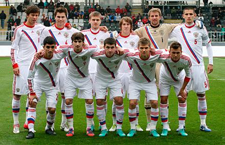 Беляев, Бурлак и Григорьев едут на молодежный Евро