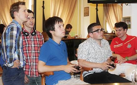 Даниил Воронов выиграл Суперкубок по FIFA 13