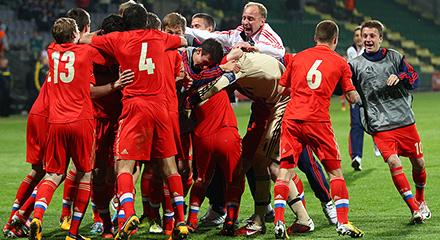 Сергей Макаров принес России победу на Евро U-17!