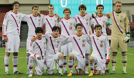 Четыре игрока «Локо» приняли участие в матче с Германией