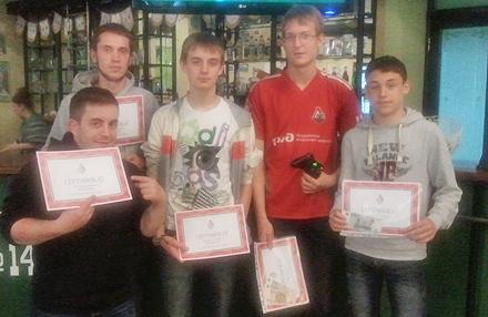 Евгений Егоров выиграл турнир по FIFA 13