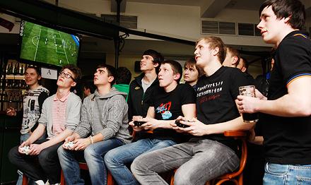 Набор участников на турнир X-BOX 360!