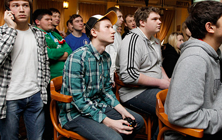 Матч с «Кубанью» и турнир X-BOX 360 – в «Вагоне»!