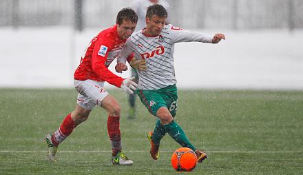 Трое футболистов «молодежки» вызваны в юношескую сборную