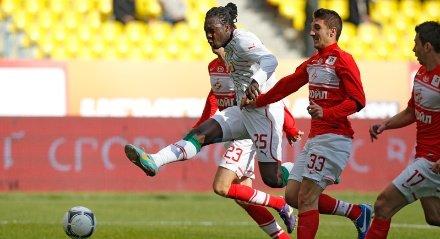 Кайседо оформил дубль в матче с Сальвадором