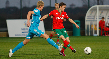 Серасхов и Муллин провели второй матч против Кипра