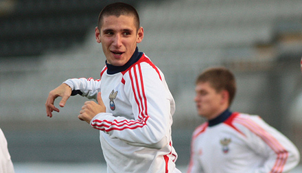 Фильцов и Бурлак вызваны в молодежную сборную