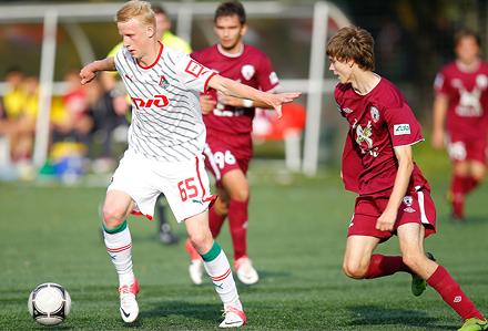 Подберезкин сыграл в первом матче Кубка Содружества