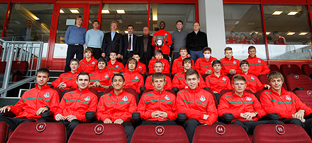 В Черкизове наградили команды 1995 года рождения
