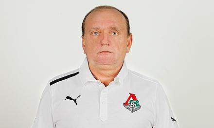 Сергей Полстянов – главный тренер молодежной команды «Локомотива»