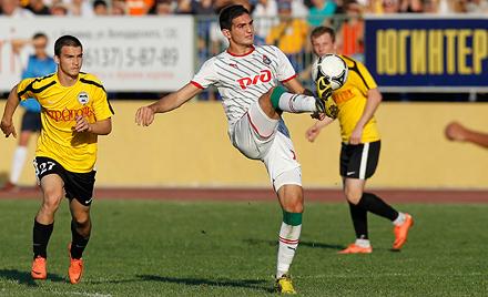 Четыре игрока «Локо» будут готовиться к стыковым матчам Евро-2013